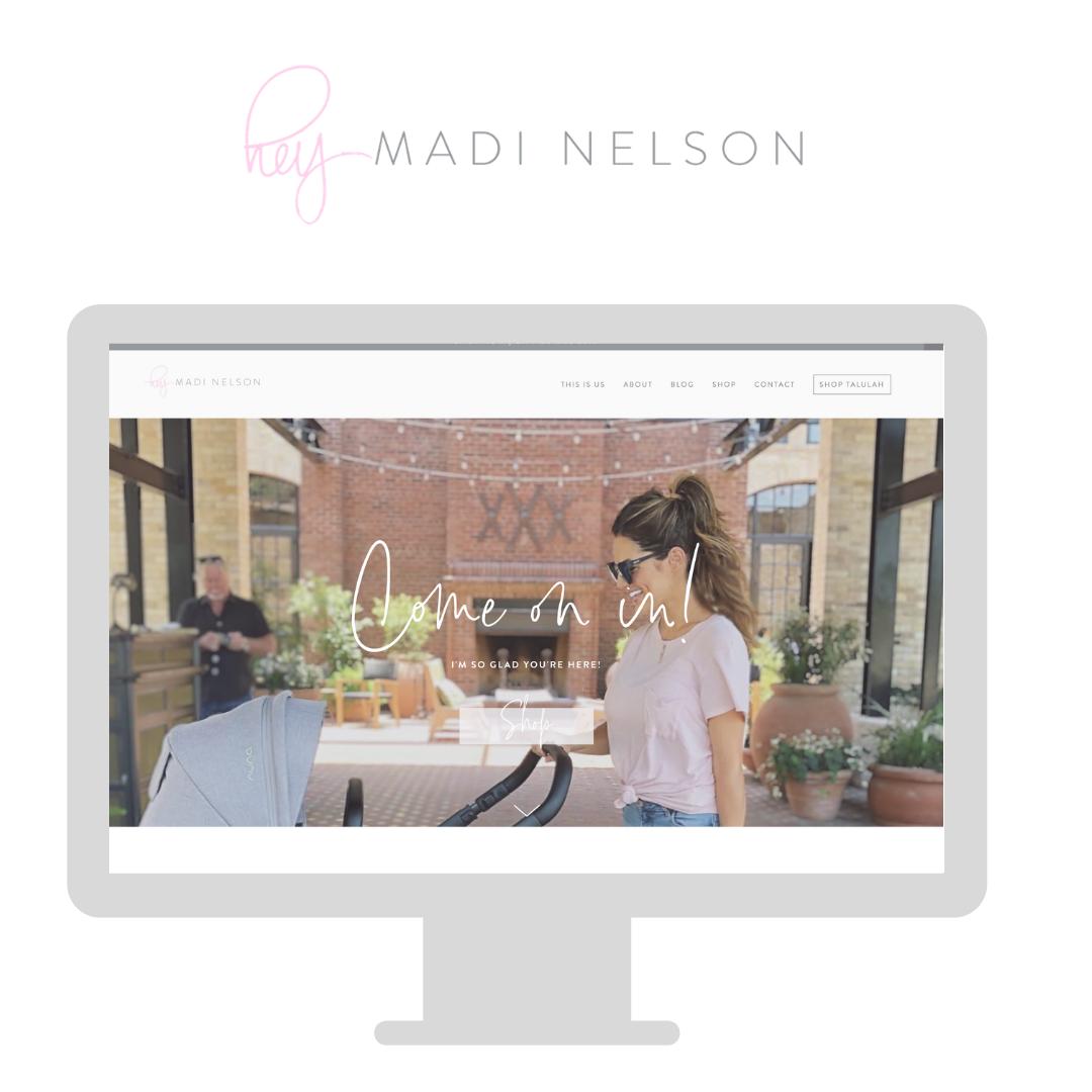 Madi Nelsion Blog Launch - Trek Your Market