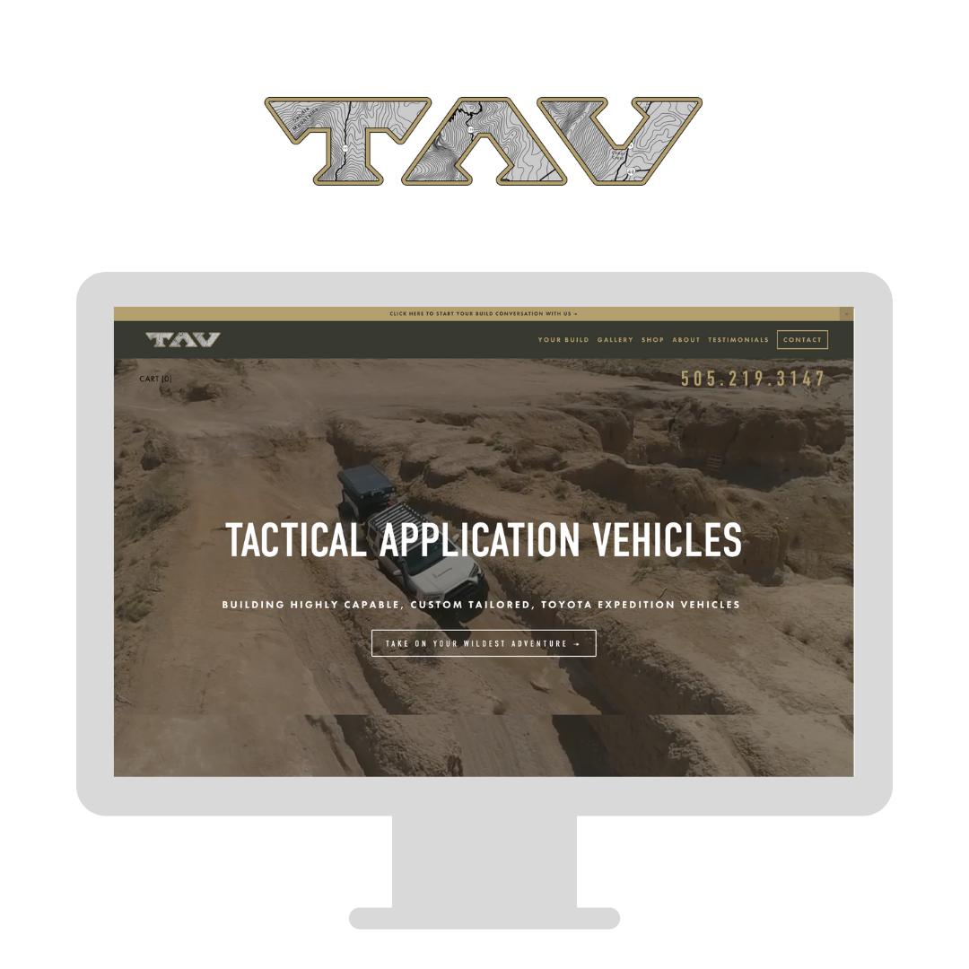 Tactical Application Vehicles - Trek Your Market
