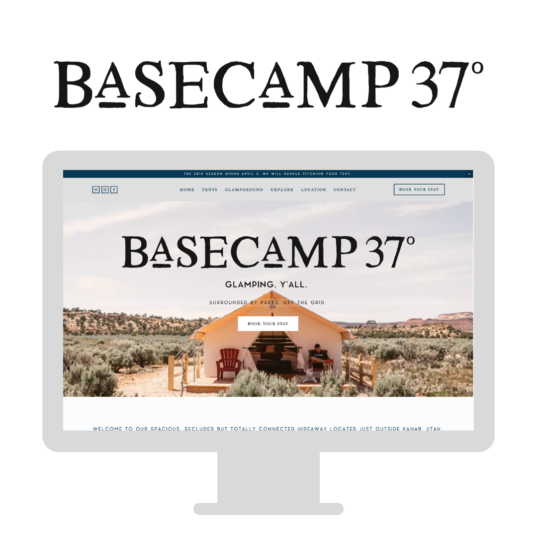 Basecamp Site by Trek Your Market