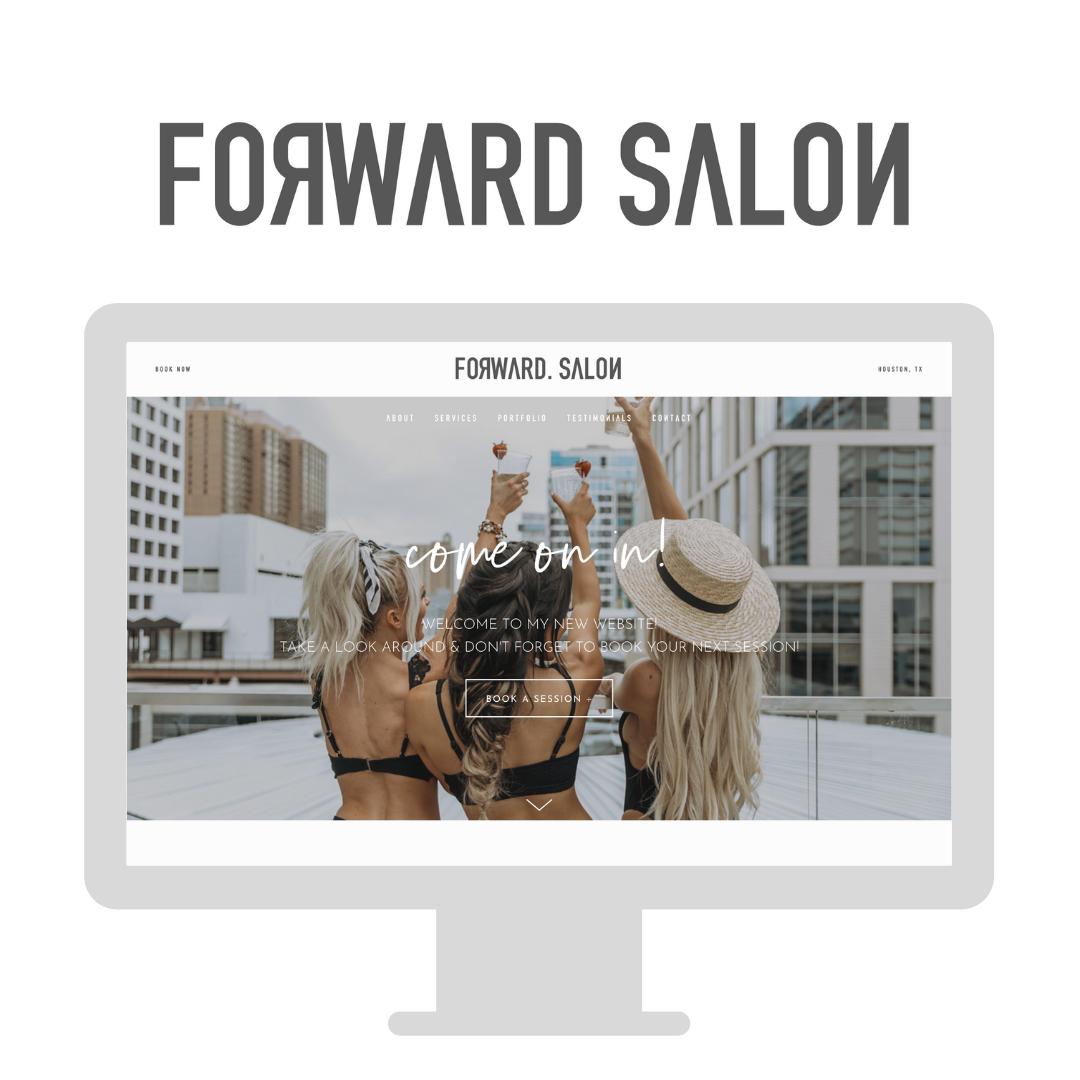Forward Salon by Trek Your Market
