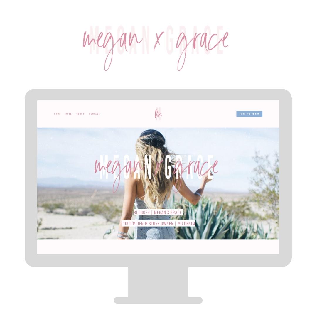 MG Denim Blog Launch