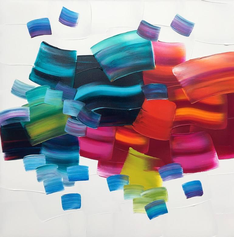 Waves by  Stephanie Rivet