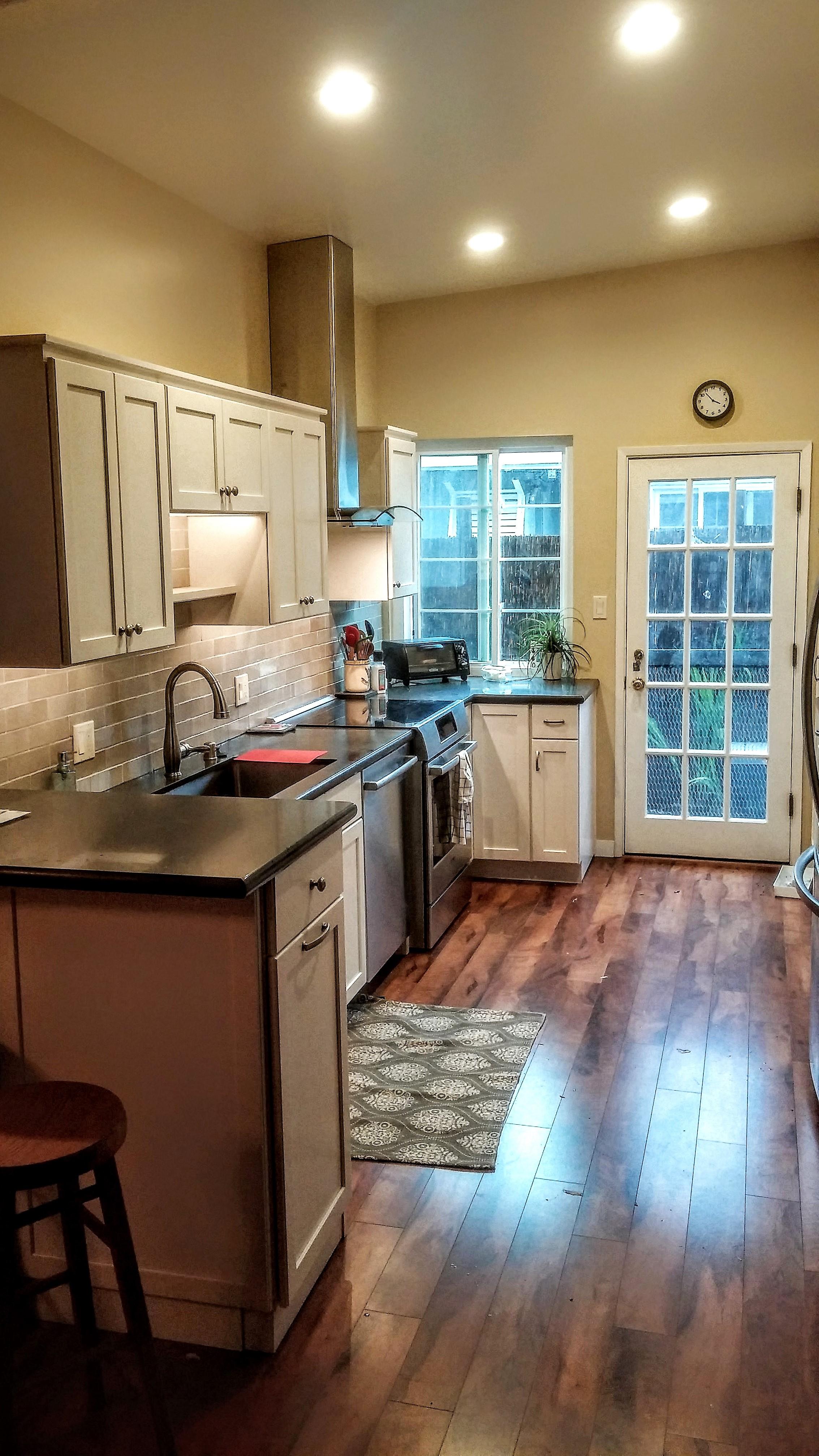 Contemporary Kitchen Remodel - San Rafael, CA