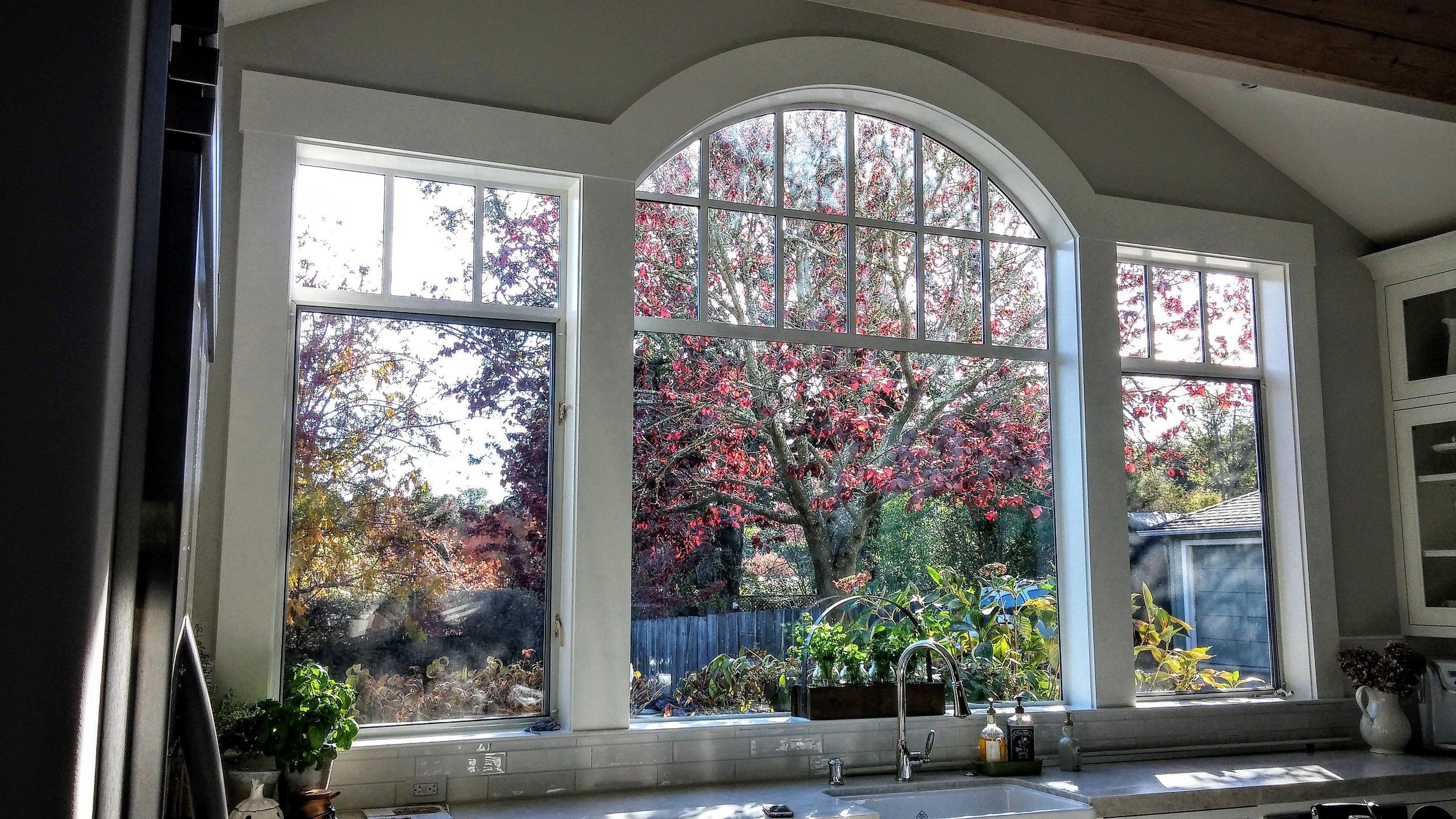 Custom Window Trim Installation - Novato, CA