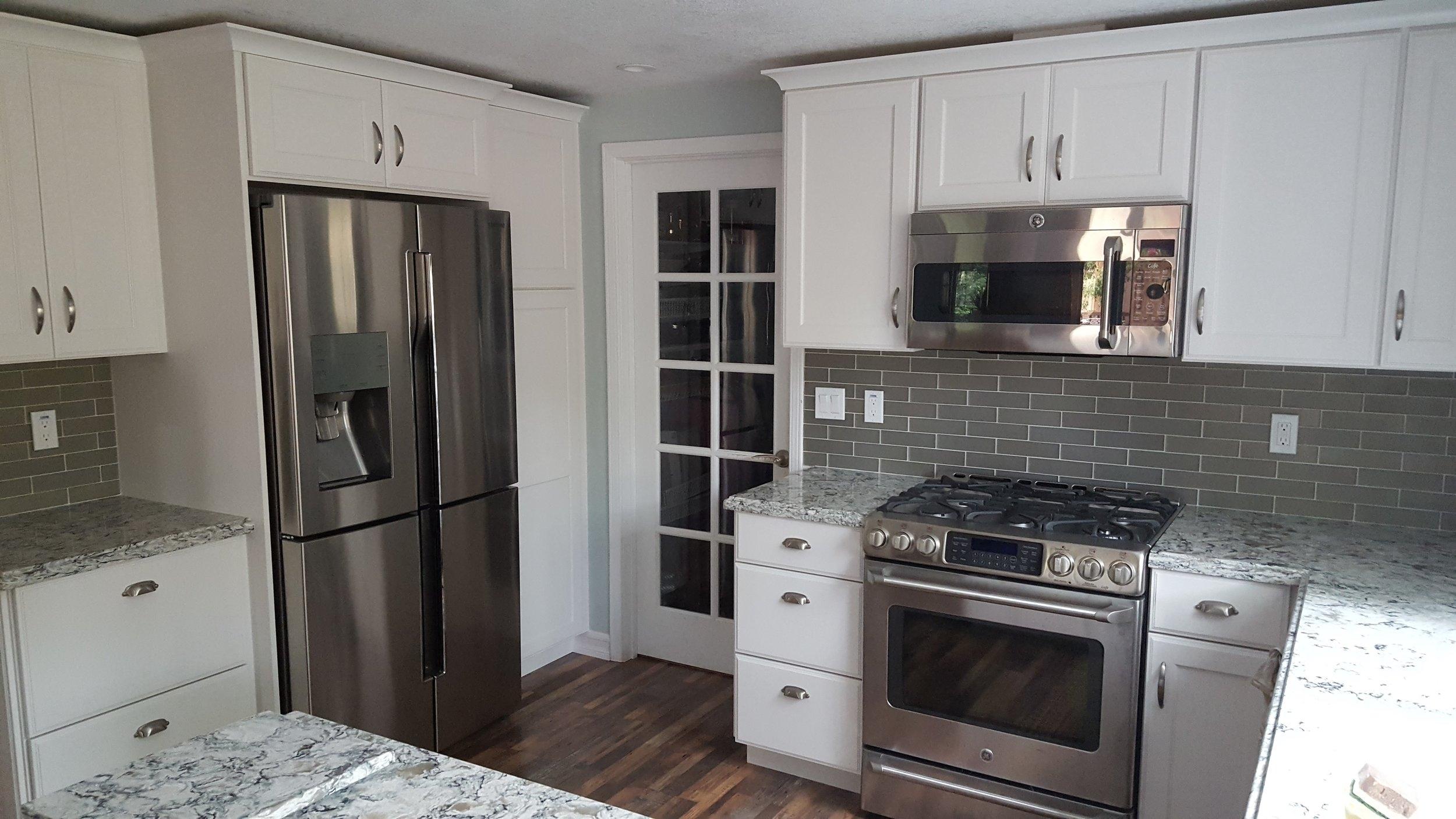 Kitchen Remodel - Petaluma, CA