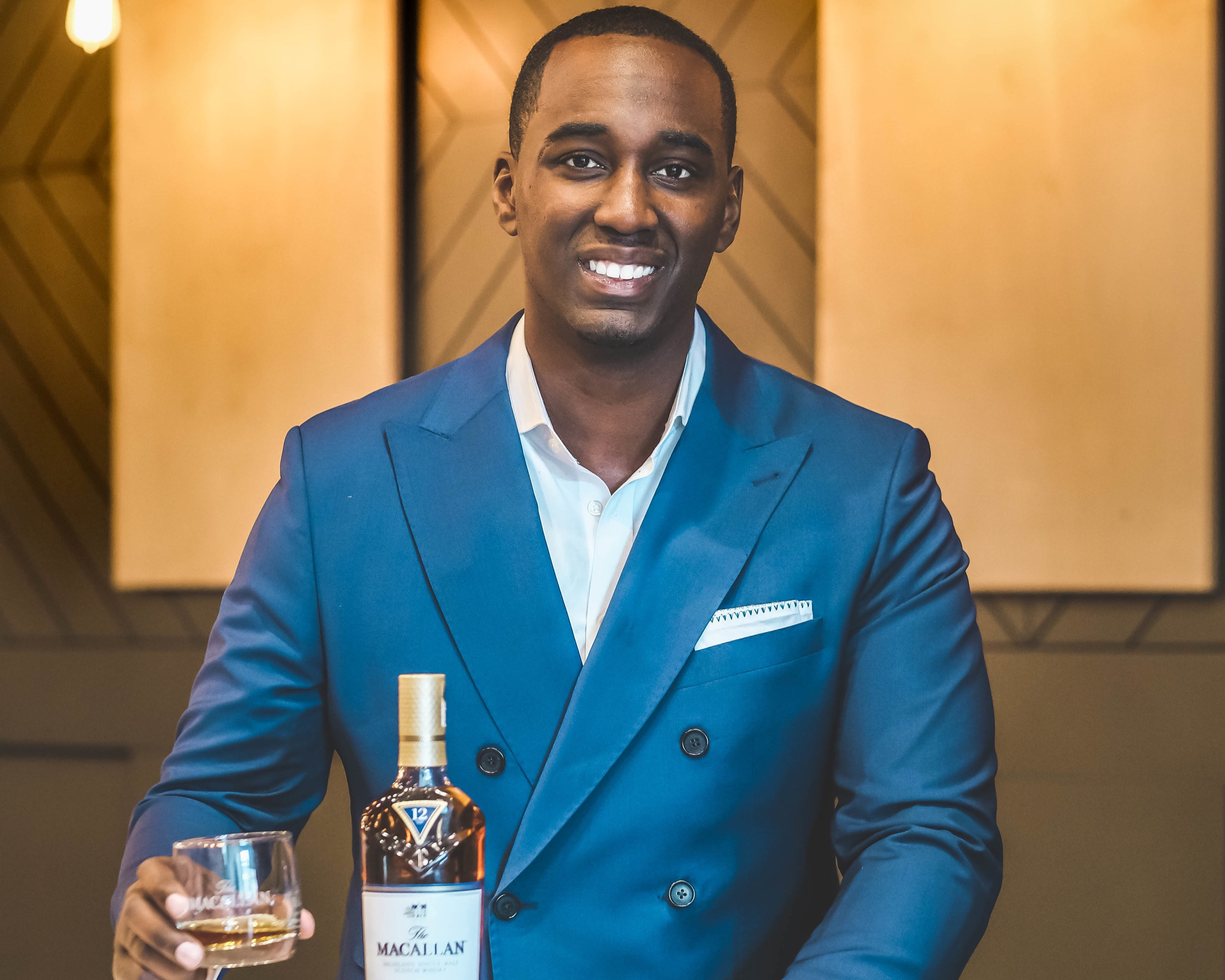 The Macallan Brand Ambassador - TPG is one of The Macallan Brand Ambassador based in Atlanta. #DrinkResponsibly