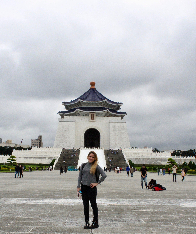 Chiang Kia Shek Memorial Hall.