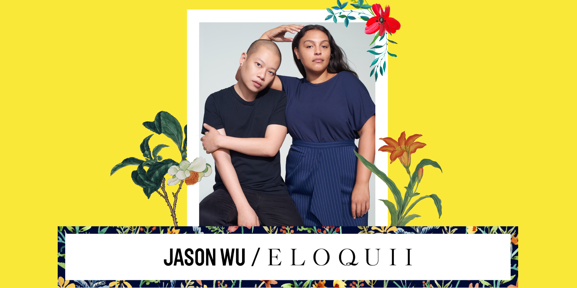 Jason Wu Has a New Collection With Plus-Size Brand Eloquii—and We Got the Exclusive First Look