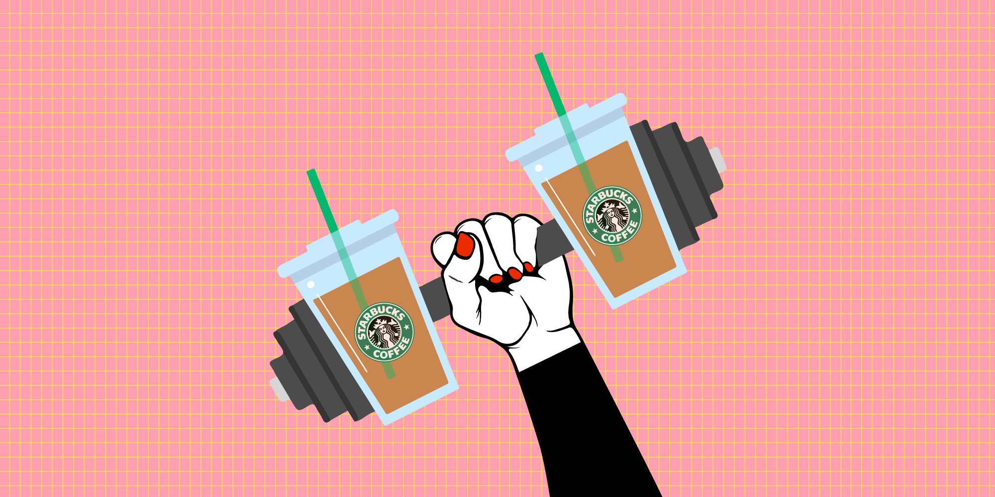 The Healthiest Drinks You Can Order at Starbucks