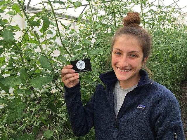 Looking for a holiday gift? You can give the gift of fresh local food with our farm gift cards. You can use them at any of the green market locations we attend. Link is in the bio, and you can ask Allie about them at the West Palm green market this Saturday.
