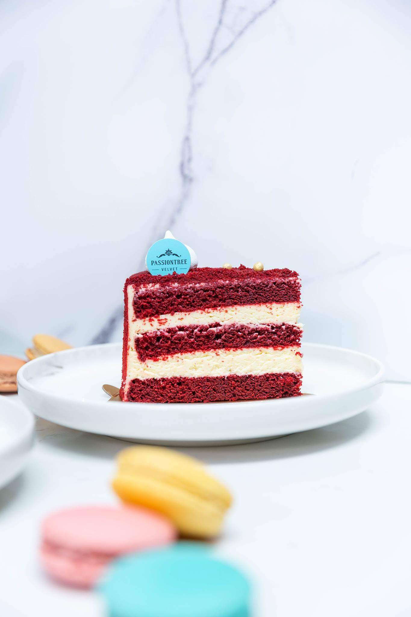 Red Velvet Piece Cake