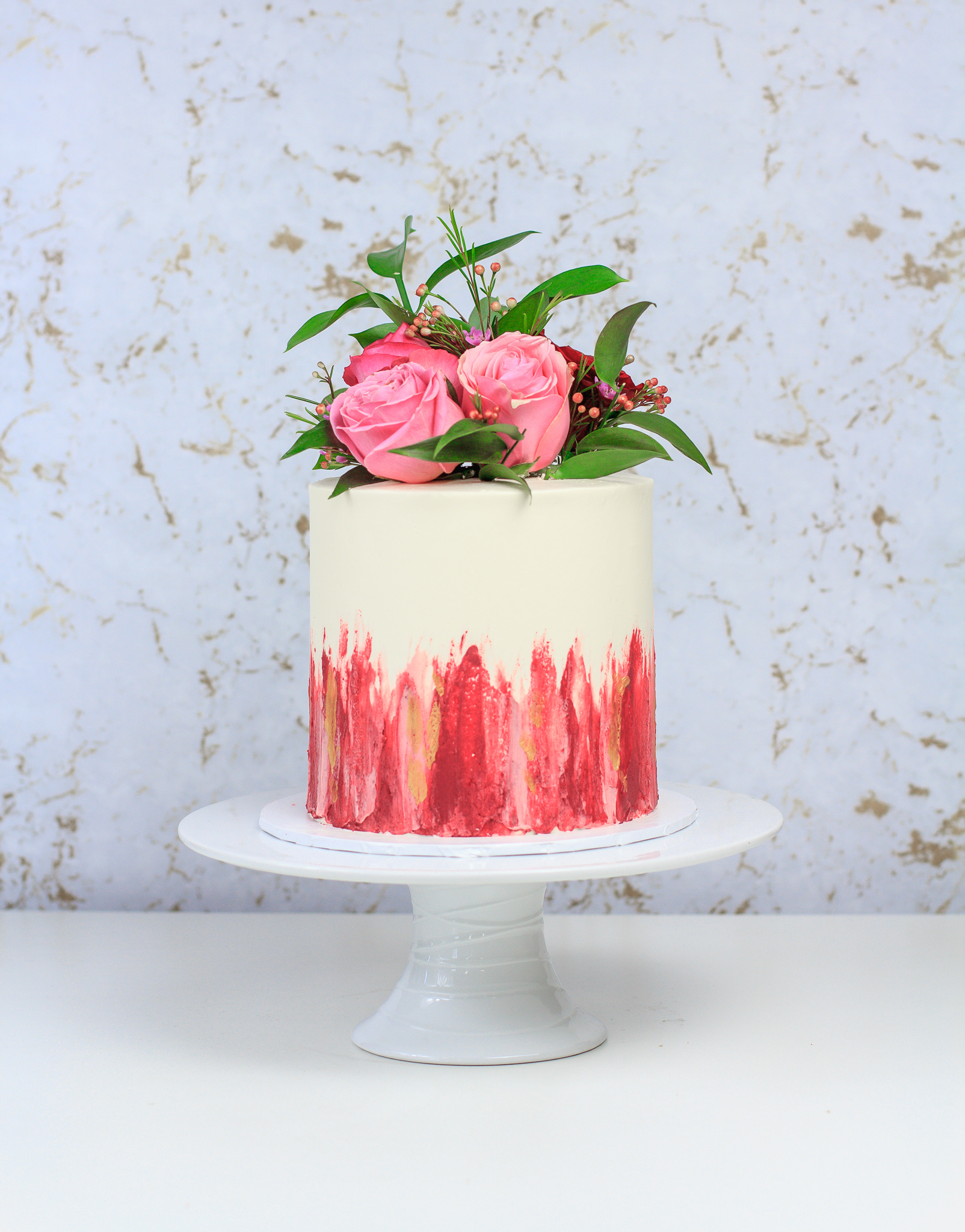 Passiontree Velvet Custom Cake