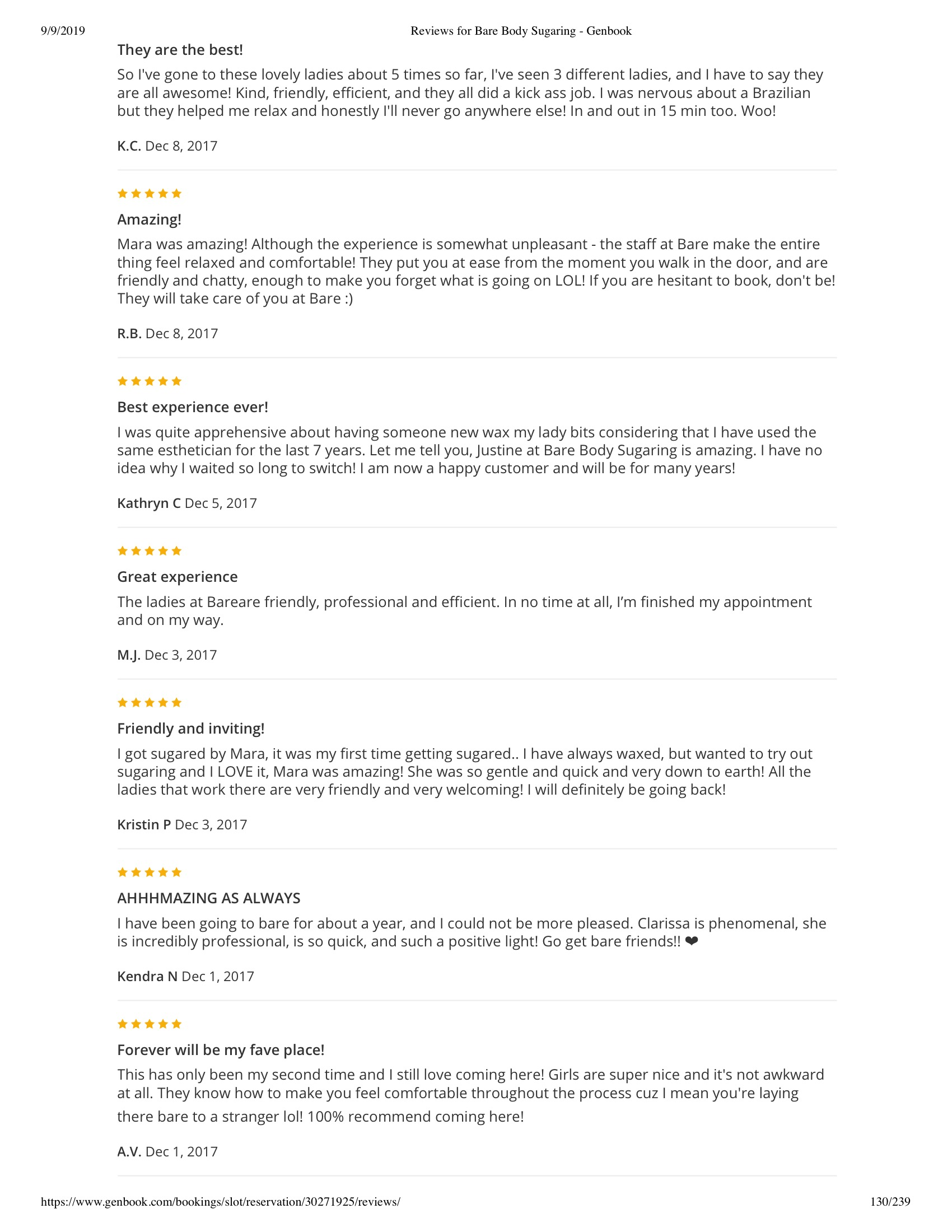 Reviews for Bare Body Sugaring - Genbook 130.jpeg
