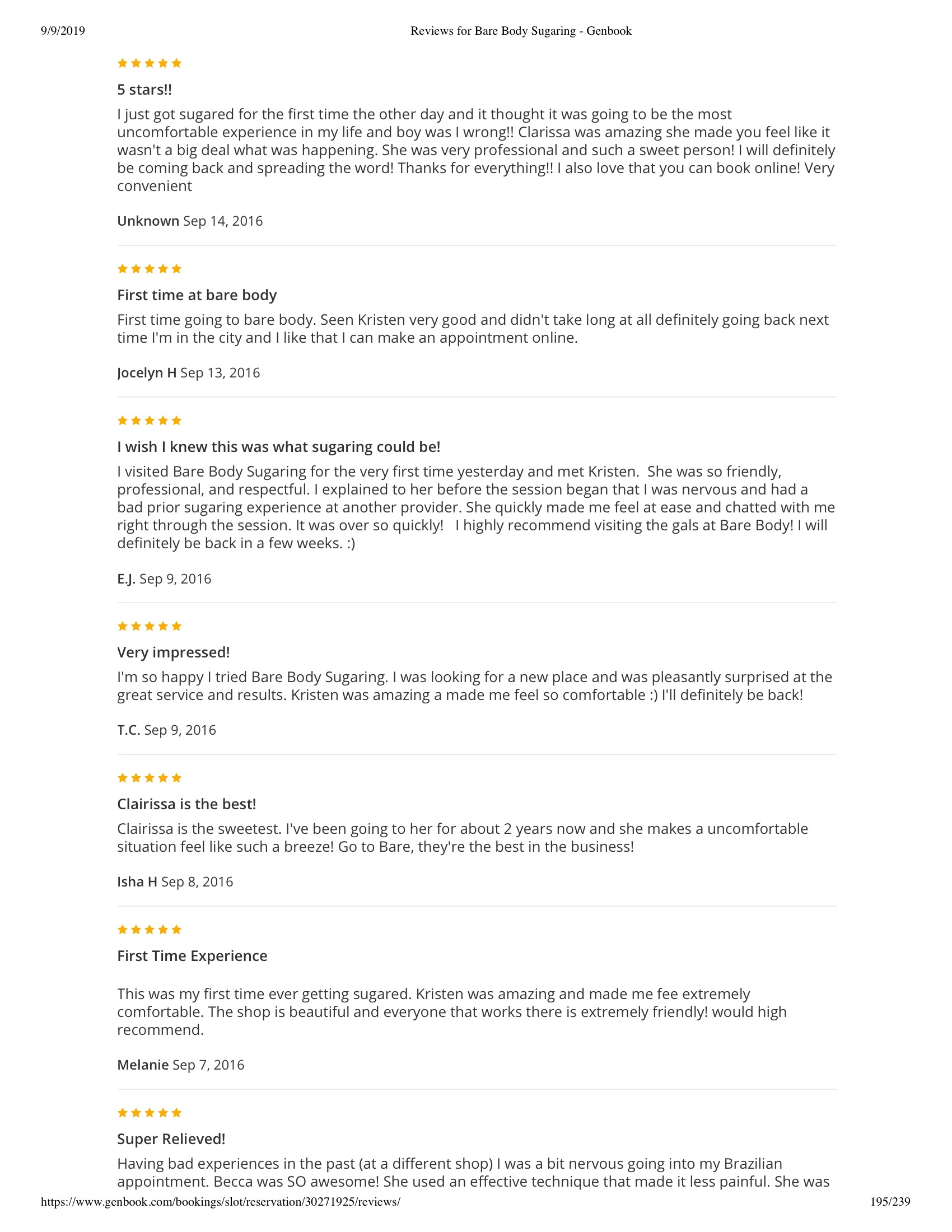 Reviews for Bare Body Sugaring - Genbook 195.jpeg