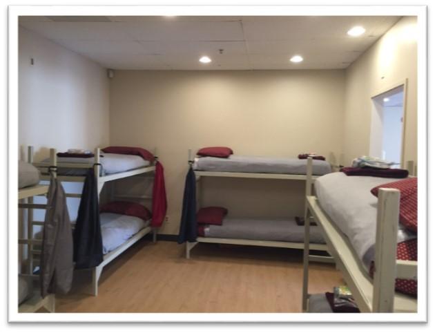 Gresham Women's Shelter, offers 90 shelter beds.