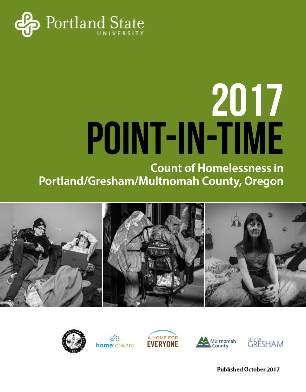 2017 Point-in-Time Count