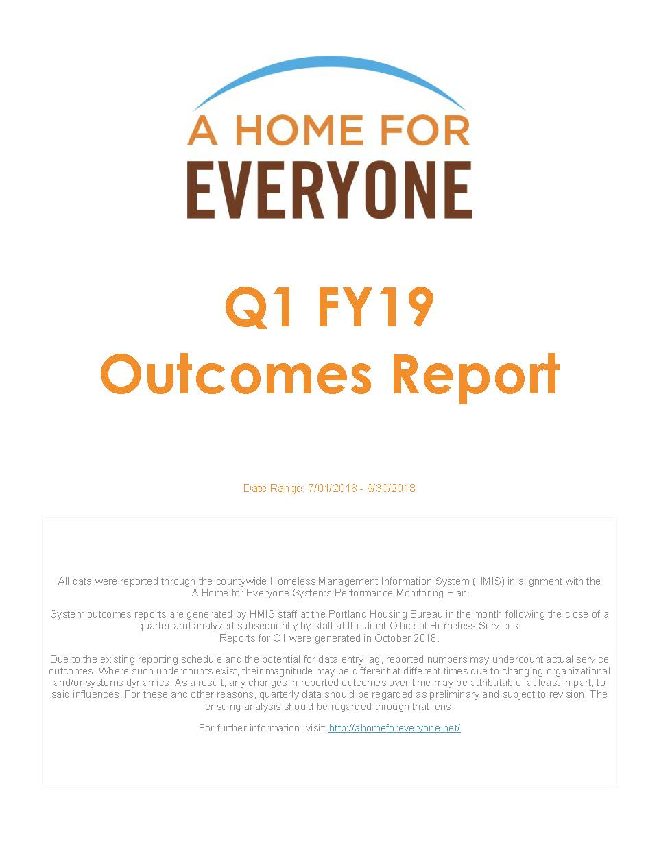 Q1, Fiscal Year 2019