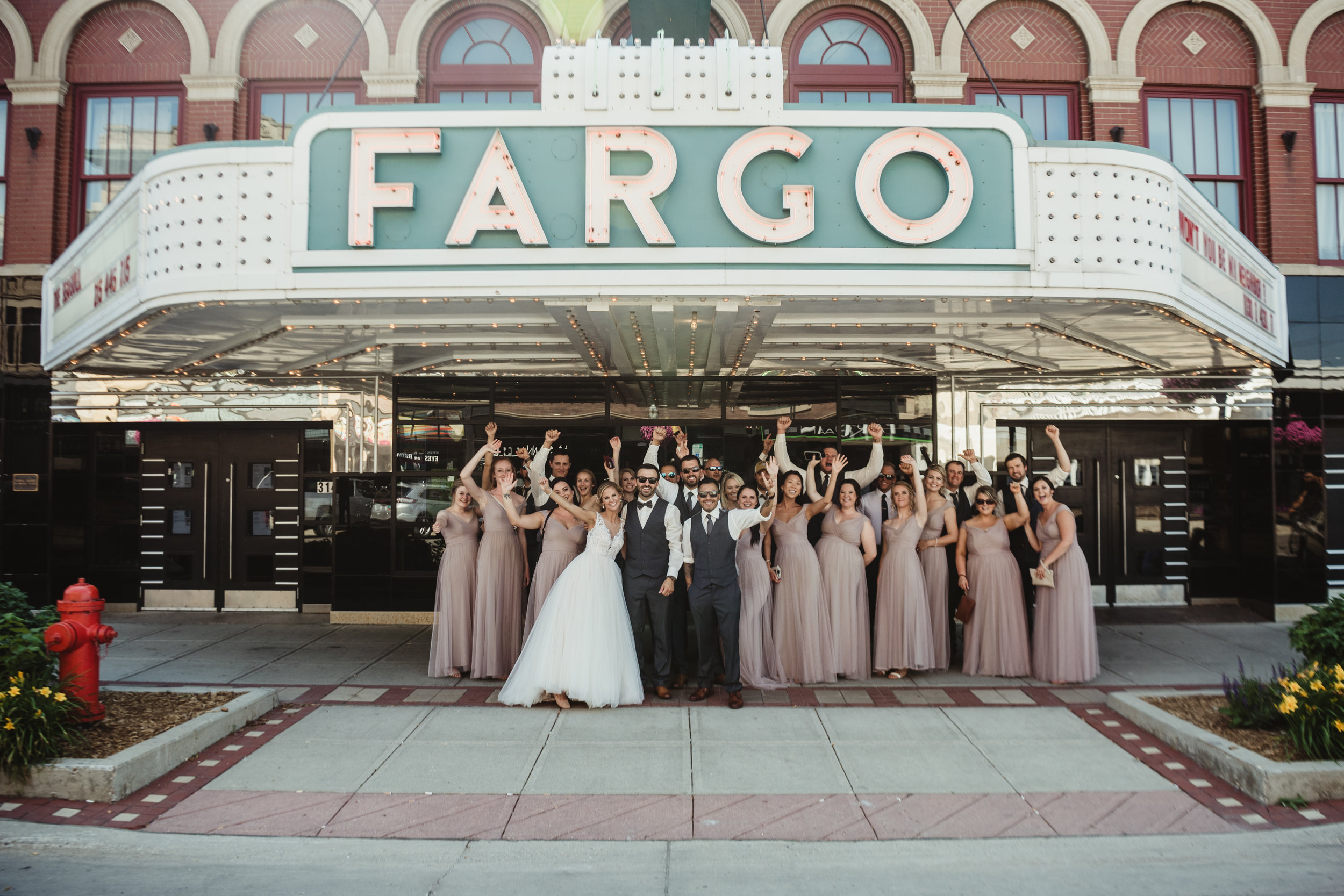 Sanctuary Events Wedding Fargo Nd Destinee Jensen Photography