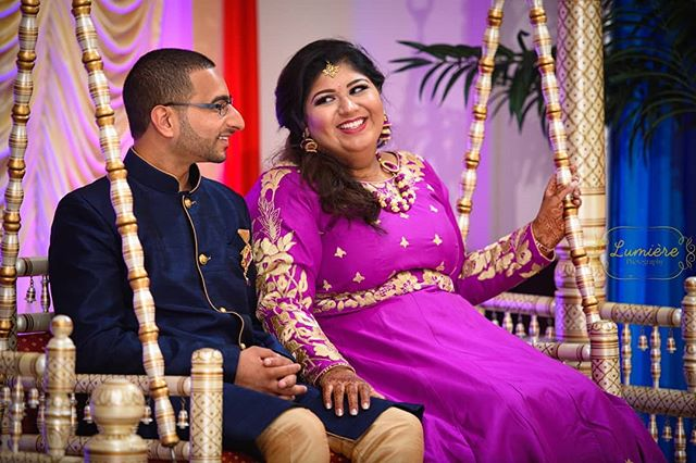 Satya and Appixa enjoying their Sangeet night. With everyone dancing, they're not going to be sitting on the swing for long. . . . . . . #lumierephotographyus #chicagoweddingphotographer #chicago #photography #indianbride #indianwedding #maharaniweddings #theknot #shaadi #desiwedding #chicagophotographer #portrait #weddinginspiration #editorial #bride #makeup #wedding #weddingphotographer #weddingphotography #southasian #southasianwedding #punjabi #punjabibride #punjabiwedding #weddingceremony #sangeet #gujaratiwedding #gujaratibride