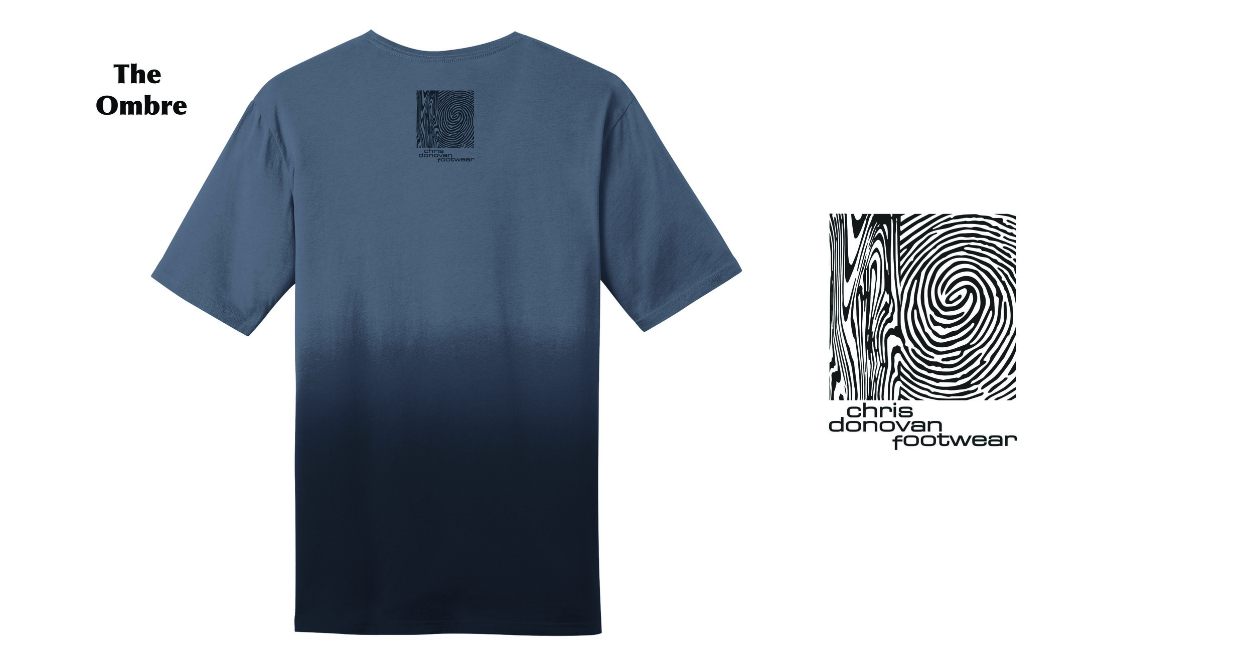 T-shirts with the collection logo