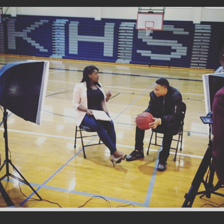 Athlete Interviews - build your personal athlete profile with engaging interviews to help with recruiting exposure