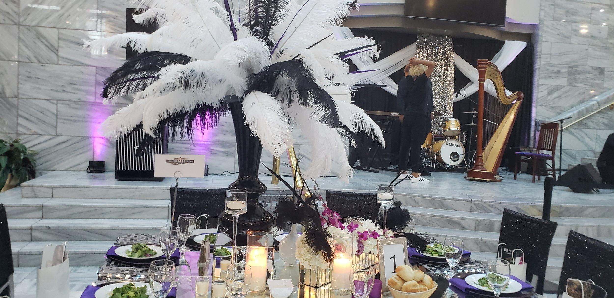 Living Behind The Mask Masquerade Gala 2018