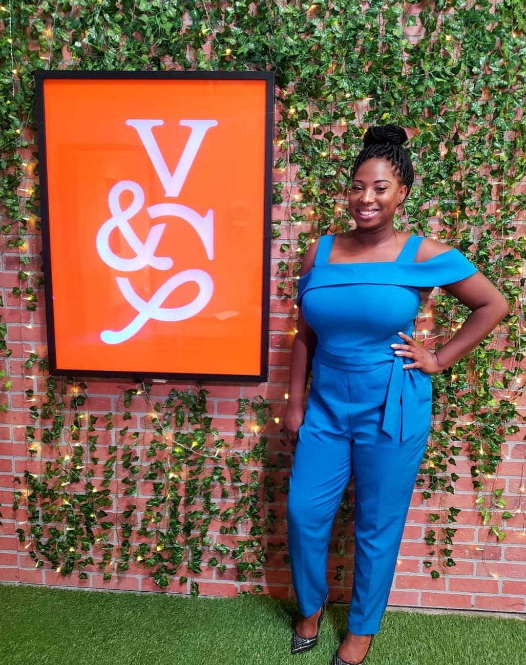 Young & Great Interview - CEO & Owner explains her journey and obstacles that she's had to overcome.