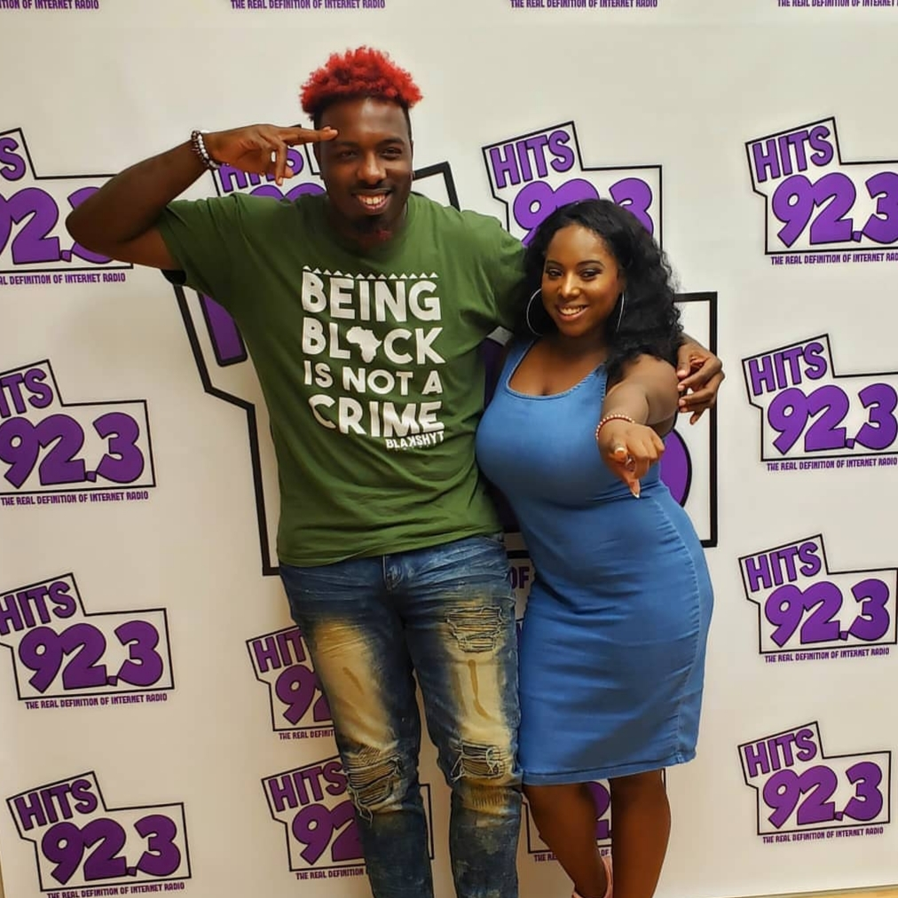 HITS 92.3 - Guest Appearance