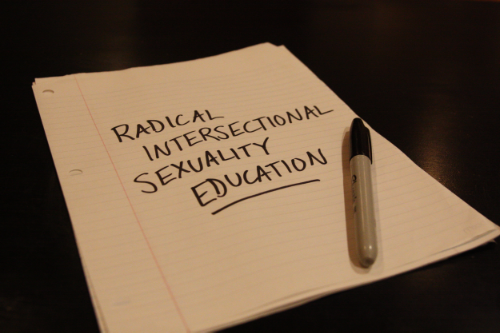 Radical Intersectional Sex Ed