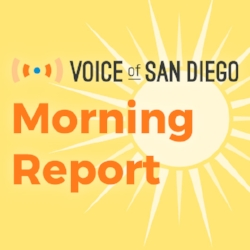 VOSD's Morning Report logo, sign up here!