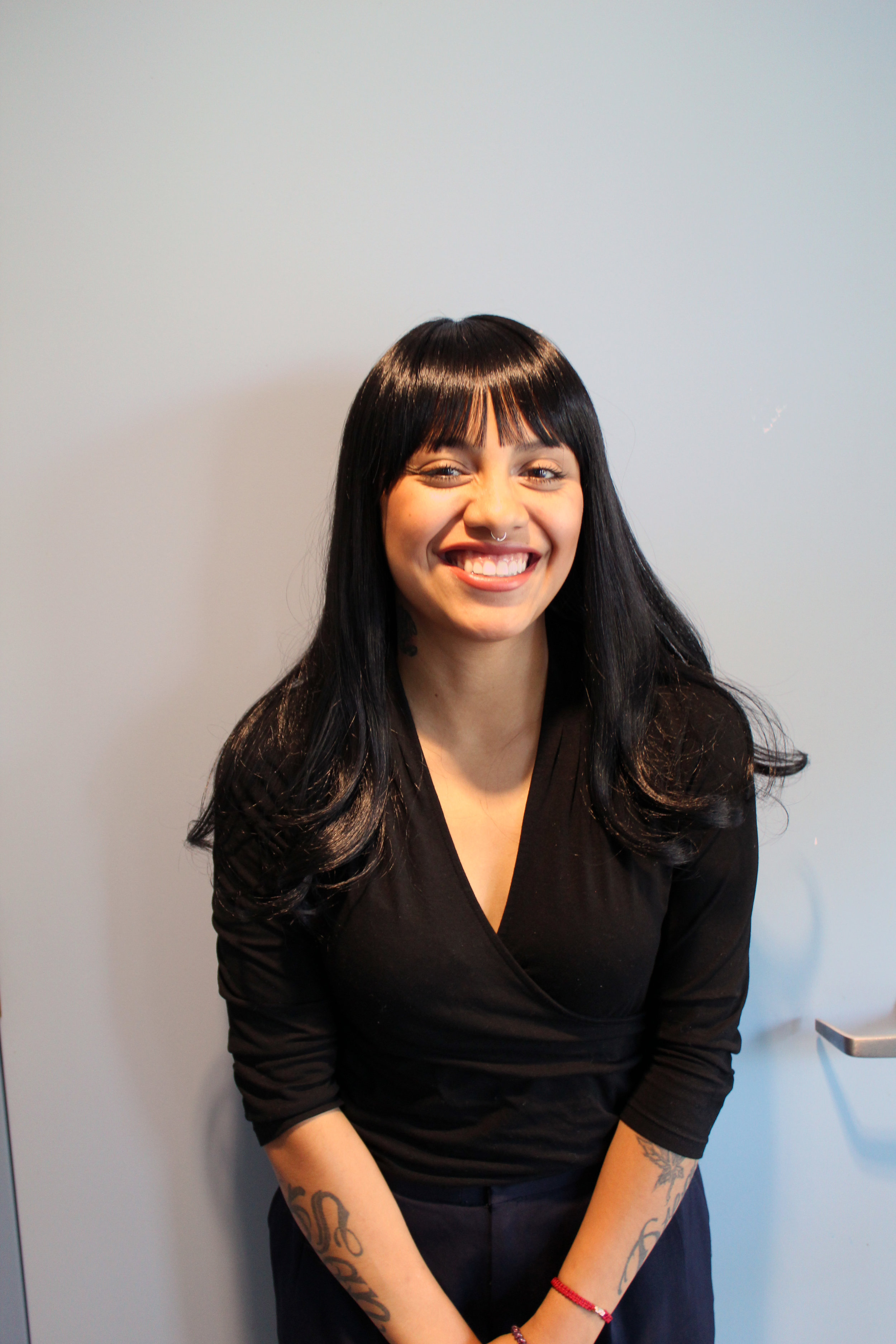 Paulina Aguilar-Lino
