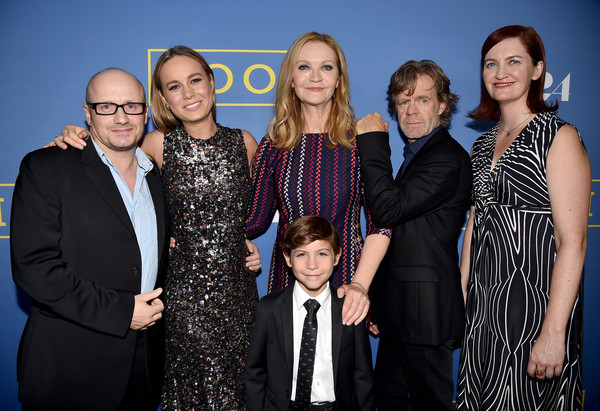 Image of Emma, along with the cast of Room.