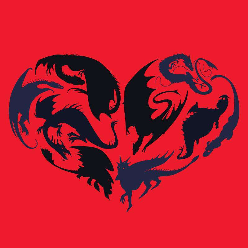 I Heart Dragons