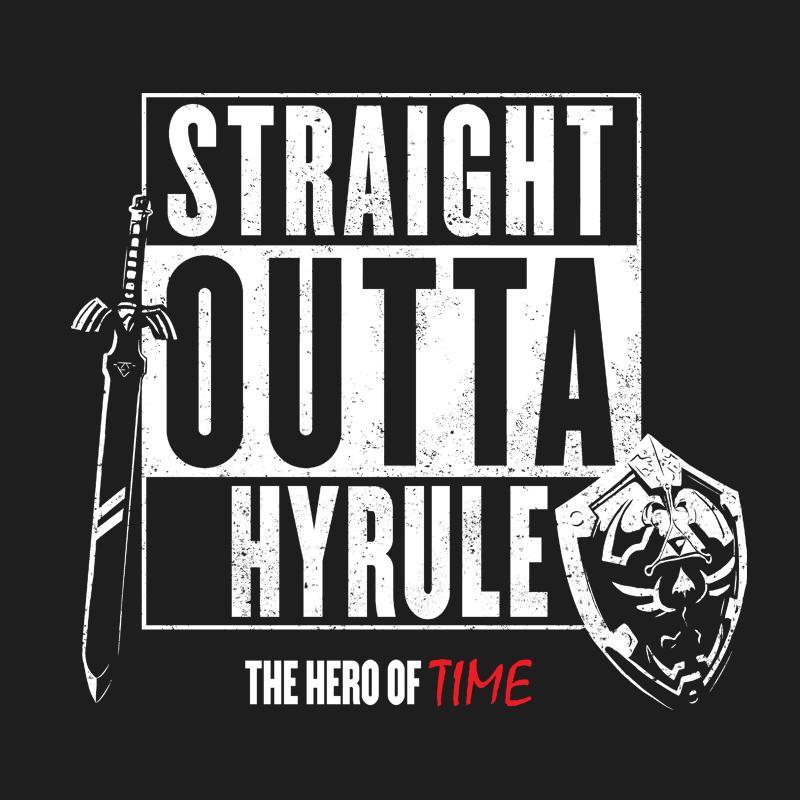 Straight Outta Hyrule