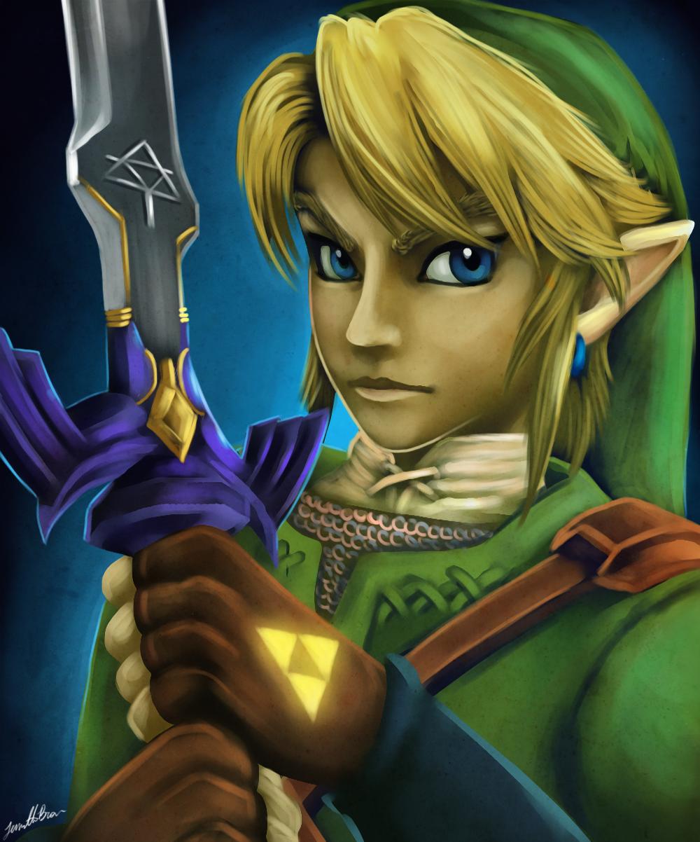 Twilight Princess Link