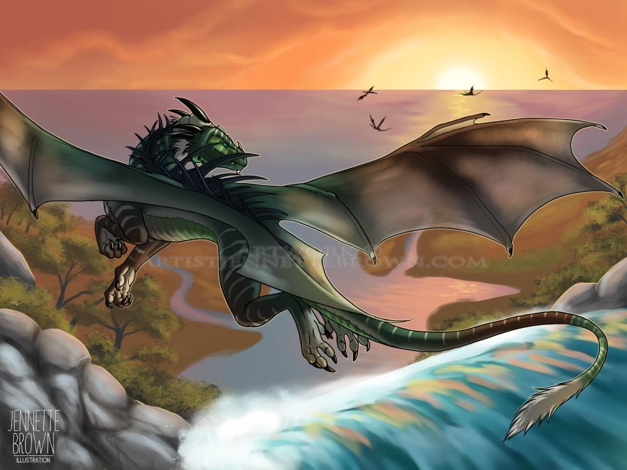 Dragon Cove