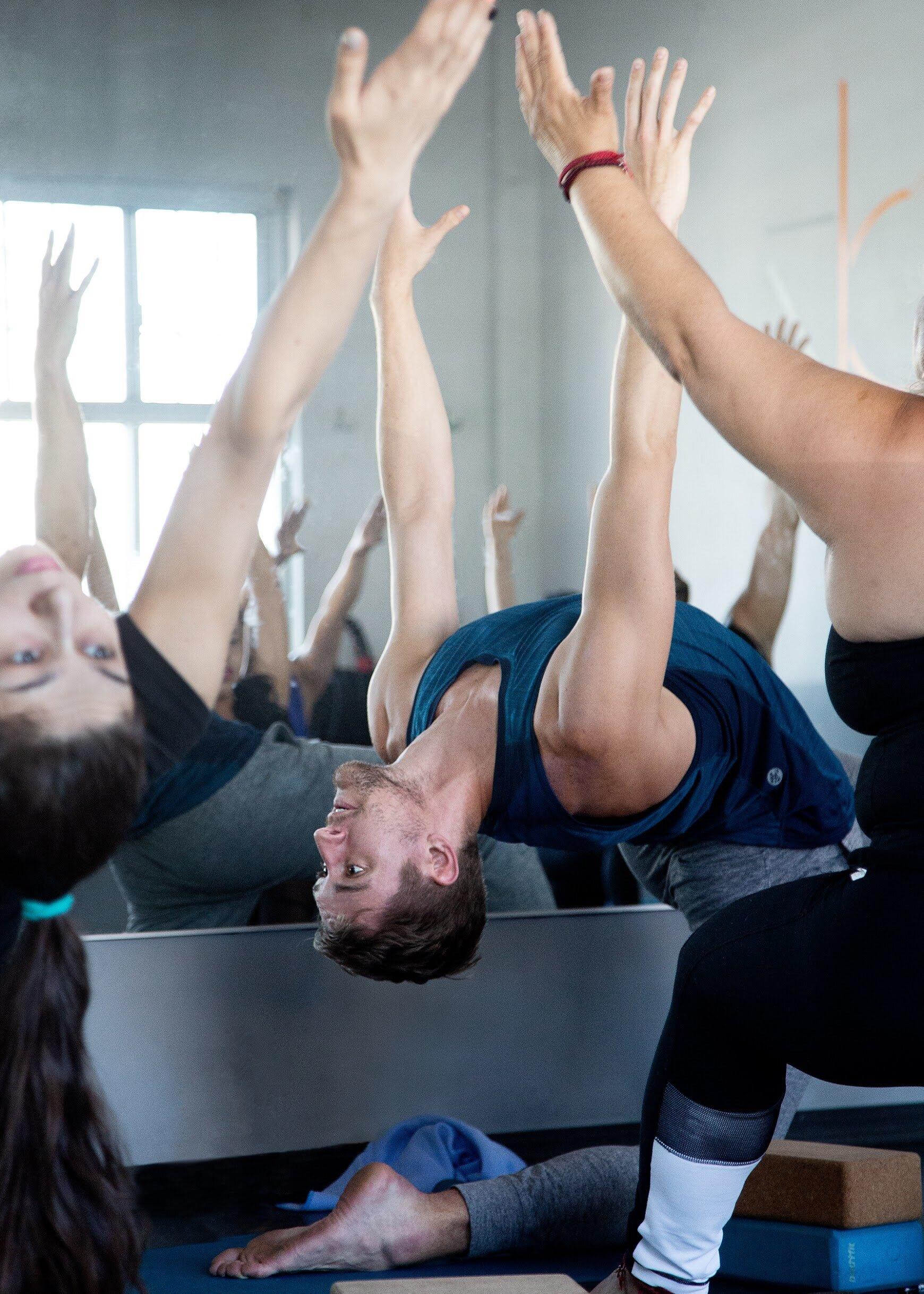 Yoga Skills and Drills at Dance Zone Tijuana in 2019