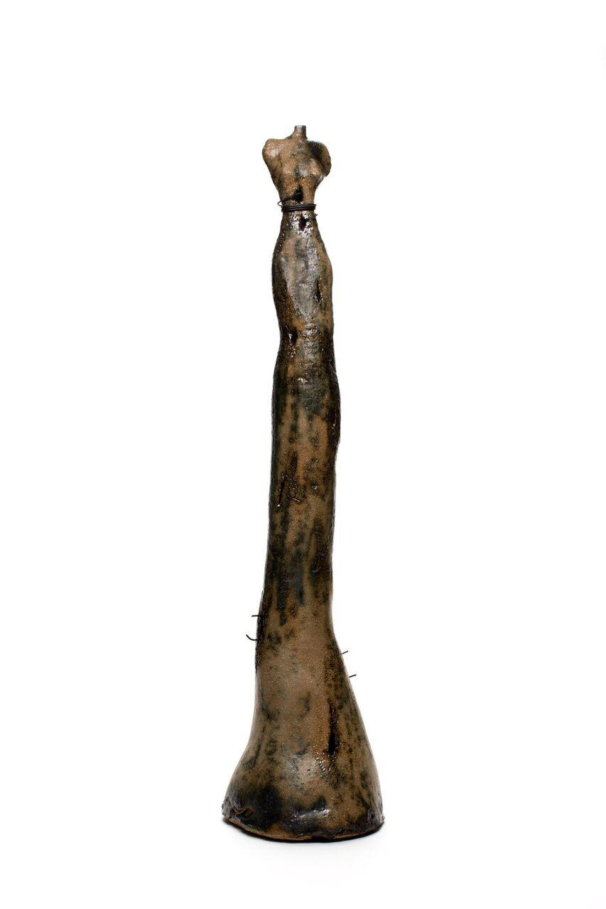 "Mary T. Enslow 23.5"" x 5"" Ceramic, 2017"