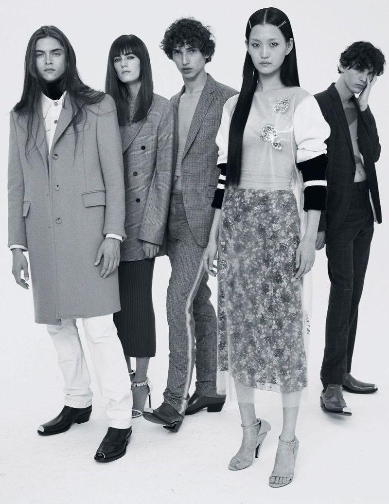 Vogue Ukraine - Calvin Klein Special