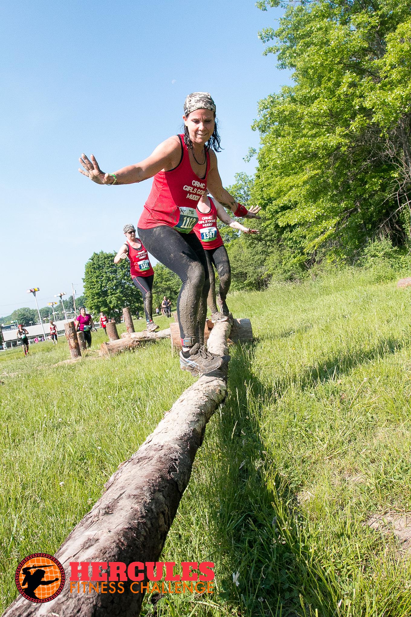 Balance Logs