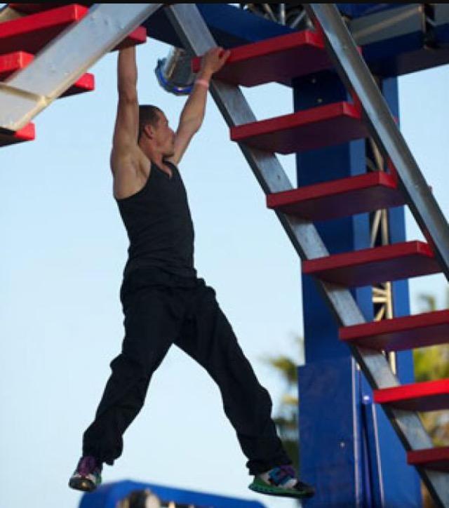 Hercules Ninja Stair Climb