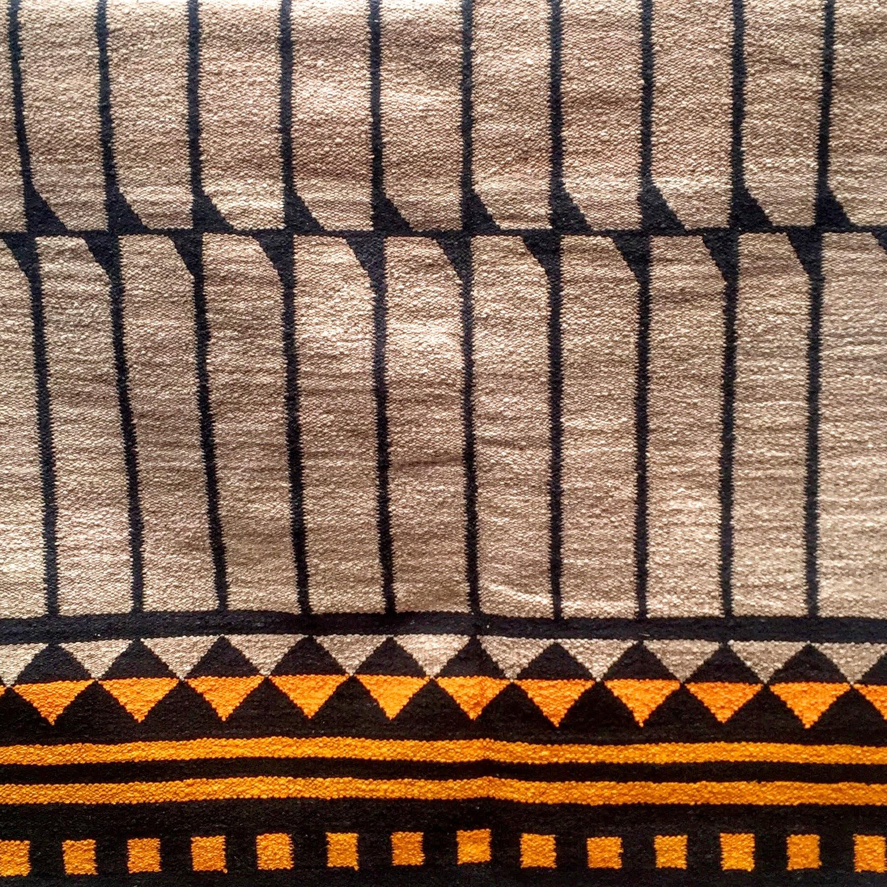 handspun wool rung