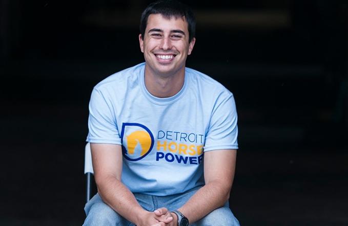 David Silver    Founder & Executive Director at Detroit Horse Power