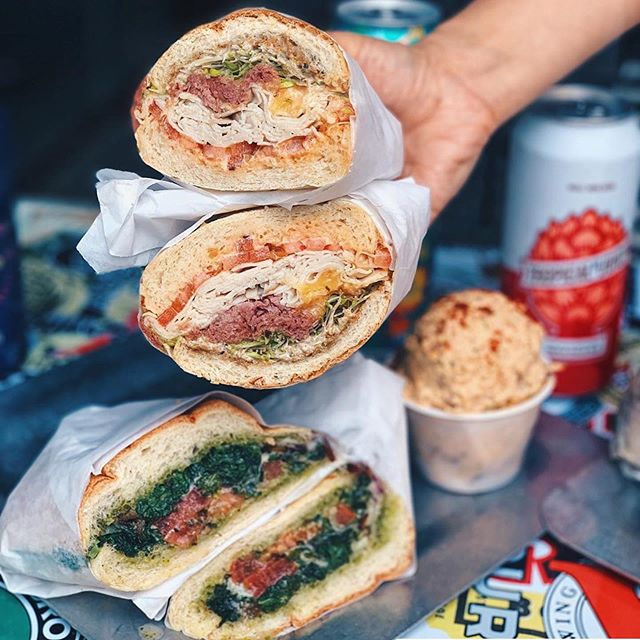 Almost lunch time! Come grab a sandwich and a craft beer at @spreadcampbell or @spreadsanjose! #spreaddeli #spreadsanjose #spreadcampbell #dipsomania #duchess