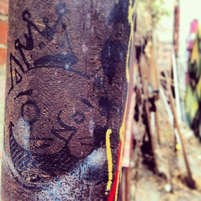 👑😺 spotted back in LA. Regram from @jamarkingmusic