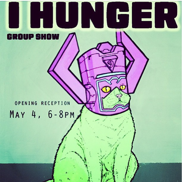 If you are anywhere near Claremont tomorrow you should check out this show I am in. Also get some free comic books!
