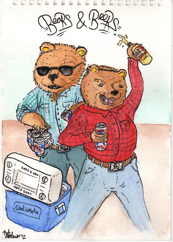 Bears & Beers