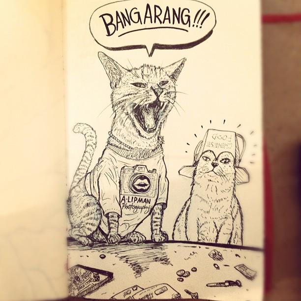 Bangarang!!! (Taken with  Instagram  at Never never island)
