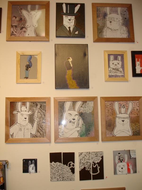 Project Rabbit Arts. circa 2007.