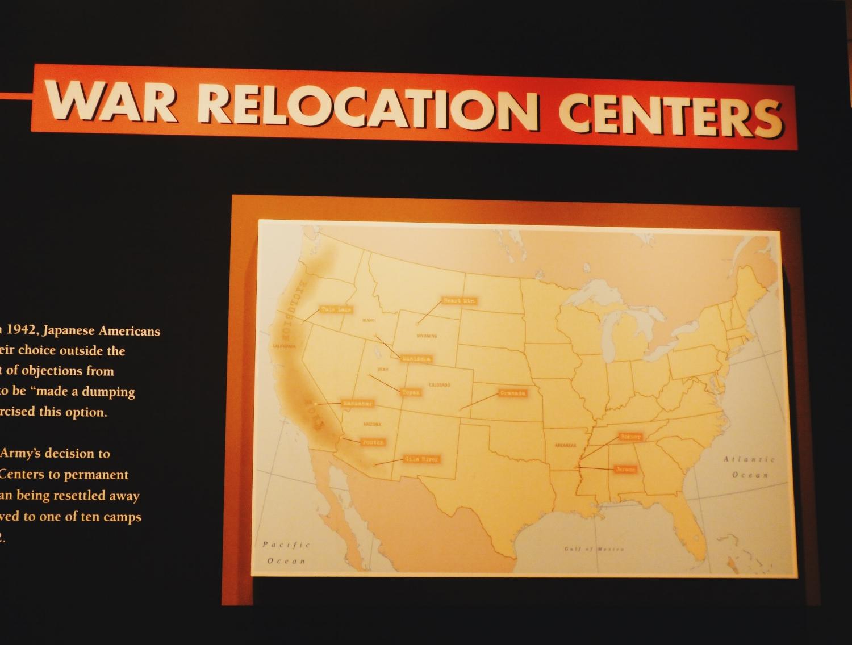Kymmenen keksitysleiriä ympäri Yhdysvaltoja